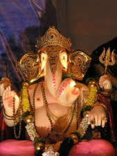 Bholenath Mitr Mandal ganesh